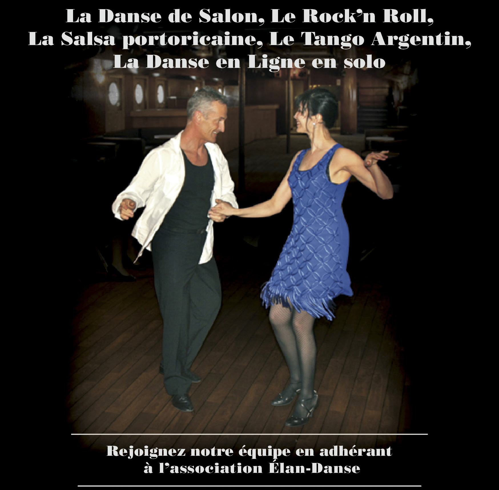 Bienvenue sur le site d 39 lan danse - Nom de danse de salon ...